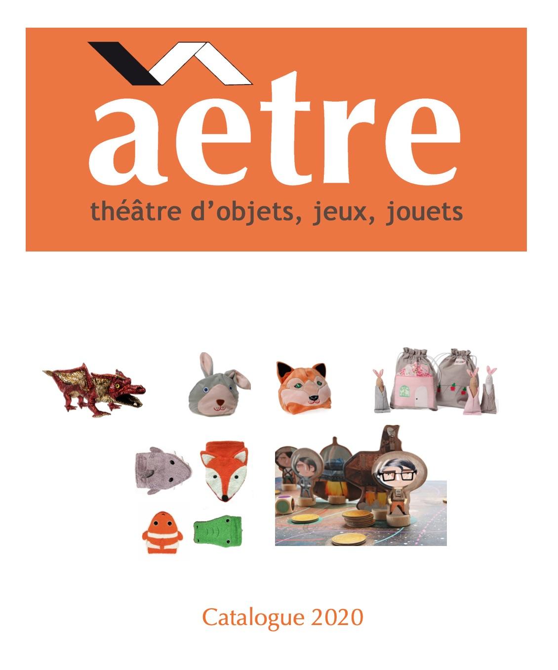 Catalogue Aetre 2020